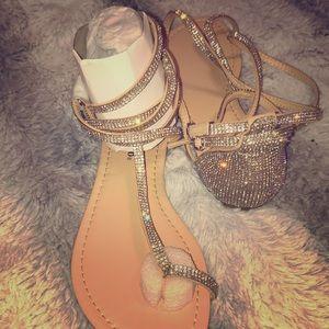 JustFab KYLIE Sandals